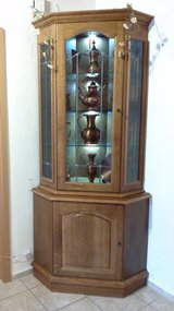 Large Corner Cabinet in Ramstein, Germany