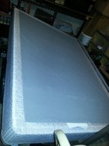 Full Size Box Spring Only - Fairly New in San Antonio, Texas