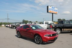 2010 Red Ford Mustang GT ONE OWNER #10530 in Fort Knox, Kentucky