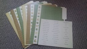 NEW - Beautiful File Folders with Labels in Chicago, Illinois