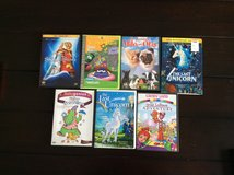 Kids DVDs lot in Clarksville, Tennessee