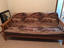 Futon cover...high quality upholstery in DeKalb, Illinois