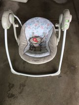 Comfort and harmony baby swing in Aurora, Illinois