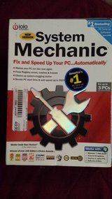 iolo System Mechanic PC tune up software in Perry, Georgia