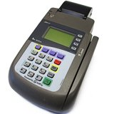 Nova VeriFone Omni 3200 Credit Card Slider Machine - X LISTED in Orland Park, Illinois