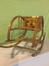 Vintage Teeter Tot Rocking Baby Chair in Naperville, Illinois