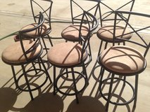 Bar stools in Yucca Valley, California