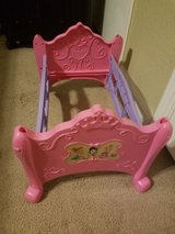 Baby doll bed in Fort Irwin, California