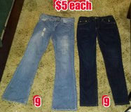 Womens/Juniors Jeans in Warner Robins, Georgia