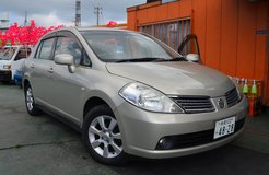 *SALE!* 05 Nissan TIDA*  *Back Up Camera! Excellent Condition,500 Series! Runs Great! in Okinawa, Japan