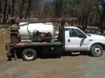 2003 Ford f550  4x4  only 104 k  miles.         Vac tank and crane not included in Ruidoso, New Mexico