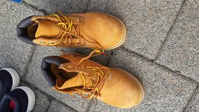 Timberland boots size 12 in Hohenfels, Germany