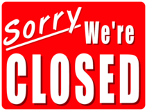 WE ARE CLOSED TOMORROW FOR OFFICE MAINTENANCE DAY!! in Okinawa, Japan