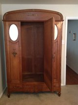 19TH CENTURY FRENCH ARMOIRE in Fort Sam Houston, Texas