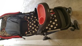 Minnie Mouse stroller and carseat in Camp Pendleton, California