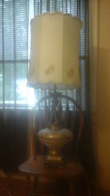Gorgeous Hollywood Regency, French stype lamp in Clarksville, Tennessee