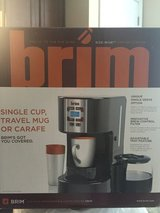 Brim coffee station in Fort Campbell, Kentucky