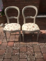 2 nice old chairs from France french Shabby chic Style in Ramstein, Germany