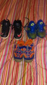 2 pairs of Nikes in Beaufort, South Carolina