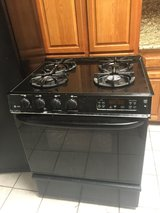 GE Profile Gas Self Cleaning Stove in Houston, Texas