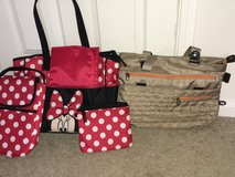Mosey and Minnie Mouse Tote/Diaper bag in Conroe, Texas