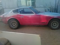 1978 Classic 280z in Yucca Valley, California