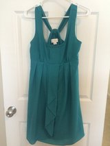 Size 6 Jessica Simpson Teal dress in 29 Palms, California