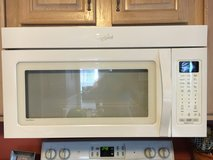 1.9 cu ft Over-the-Range Microwave in Fort Campbell, Kentucky