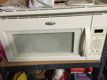 Whirlpool Buit-in Microwave in Alamogordo, New Mexico