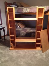 Solid pine Wooden  shelving unit in Warner Robins, Georgia