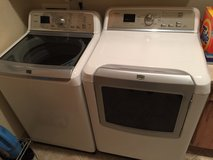 Maytag Bravos XL Washer/Drier (electric) combo in Alamogordo, New Mexico