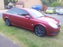 VAUXHALL VECTRA 1.9 CDTI  150BHP  2008 6 SPEED MANUAL YEAR MOT in Lakenheath, UK