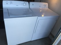 Washer and Dryer in Lake Elsinore, California