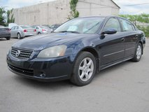 2005 Nissan Altima SL leather, heated seats, alloy wheels in Fort Campbell, Kentucky