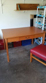 Library desk and 2 chairs in Fort Leonard Wood, Missouri