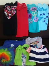 Large Lot of Girls Size 6x & 7/8 - Over 100 Items in Kingwood, Texas