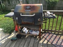 Free Charcoal Grill in Fort Campbell, Kentucky