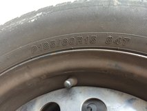 Tires with Stand in Baumholder, GE