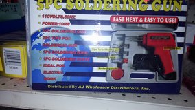 5 piece soldering gun set in Yucca Valley, California