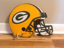 Greenbay Packers Cap and Jacket Hanger REDUCED! in Wilmington, North Carolina