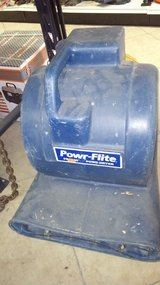 Power Dryer/air mover/industrial fan in 29 Palms, California