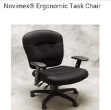 Executive Office Chair Novimex Ergonomic Task Chair in Fort Bragg, North Carolina