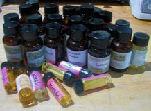 30 Small bottles of Fragrance oil, Soap making/Bath Bombs in 29 Palms, California