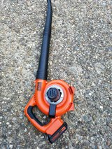 Black and Decker cordless sweeper in Louisville, Kentucky