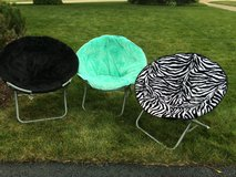 Disc chairs in Naperville, Illinois