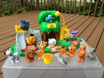 Fisher Price Little People Zoo in Naperville, Illinois
