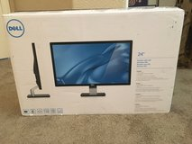 "Dell 24"" monitor- New in Box    VGA and HDMI inputs in Yucca Valley, California"