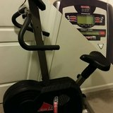 Edge Exercise Bike w/ adjustable seat in Perry, Georgia
