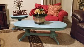 Solid Wood Coffee Table and Side Table in Kingwood, Texas