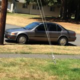 1992 Honda Accord in Fort Lewis, Washington